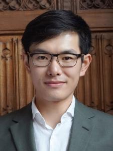 River Chen Portrait